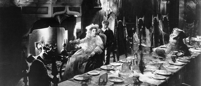 Miss Havisham's Day Out