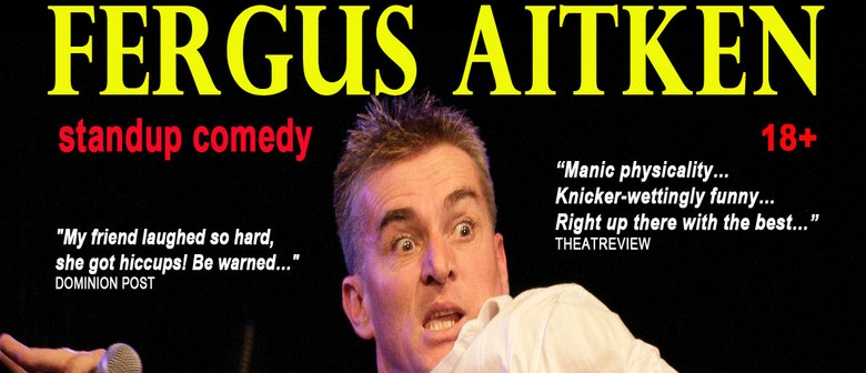 Fergus Aitken: Stand-up Comedy