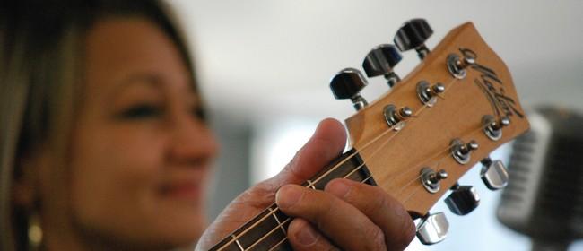 Scarlet - Retro Acoustic Jazz