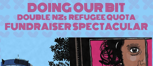 Double NZ's Refugee Quota Benefit Concert