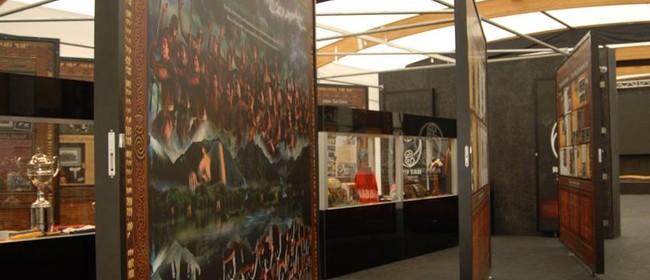 Tima Tangata Maori Rugby Exhibition