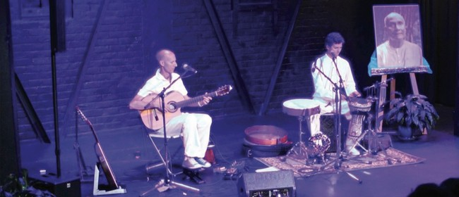 Monk Party - World Music Duo In Concert