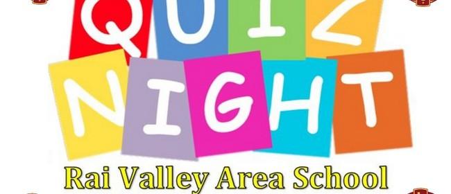 Rai Valley Leo Quiz Night