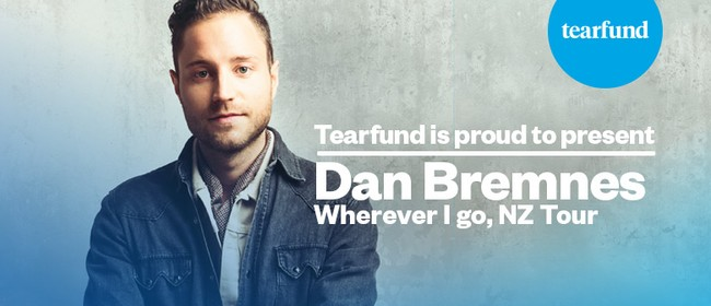 Dan Bremnes - Wherever I Go NZ Tour