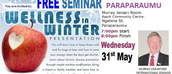 Community Talk - Wellness In Winter