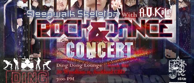 J-Rock & Dance Concert