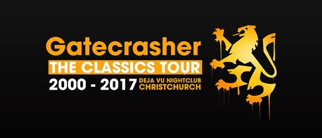 Gatecrasher - The Classics Tour 2000 - 2k17