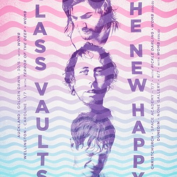 Glass Vaults - The New Happy Tour
