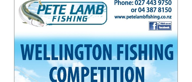 Wellington Fishing Competition