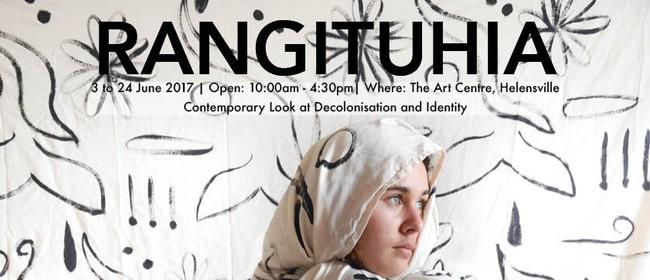 Matariki Exhibition Rangituhia by Atarangi Anderson