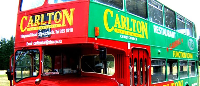 The Carlton Lions Bus