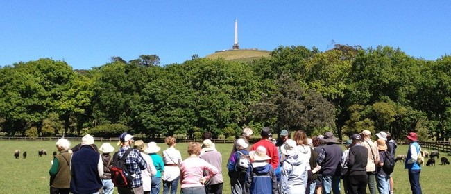 Cornwall Park Guided Walks