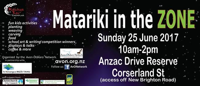 Matariki In the Zone