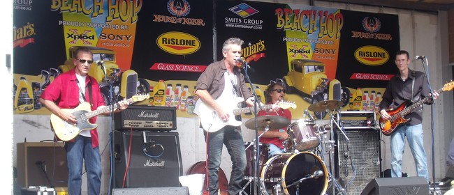 Nitro Rockers (Brendon Ham Rock & Roll Band)
