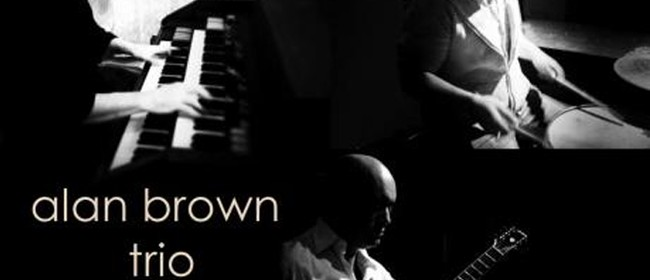 Creative Jazz Club - Alan Brown Trio