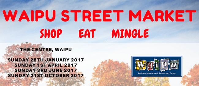 Waipu Street Market