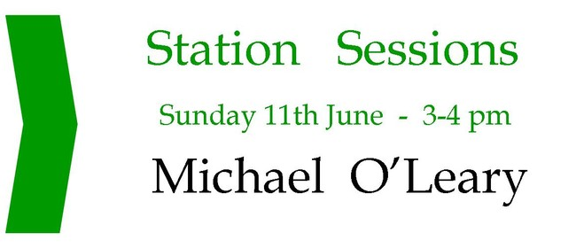 Station Sessions - Poetry Reading