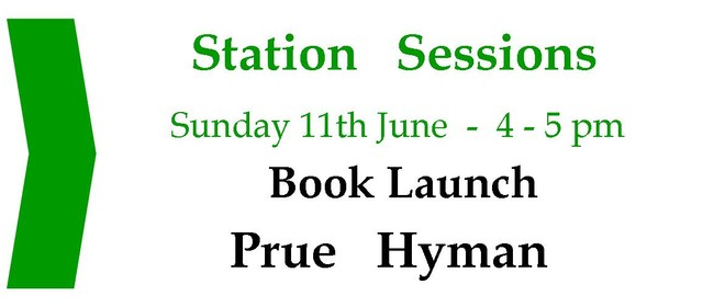 Station Sessions - Book Launch