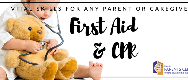 CPR & First Aid for Parents and Caregivers