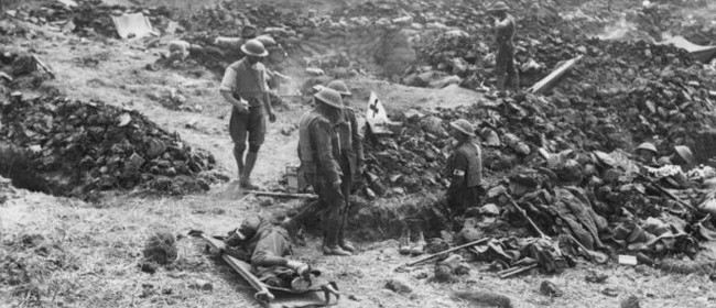 Family History Monthly Talk - The Battle of Messines