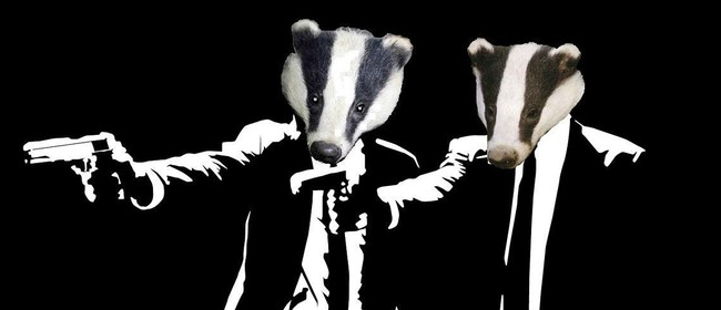Joe & Badger