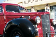 Art Deco Highlights Vintage Car Tour
