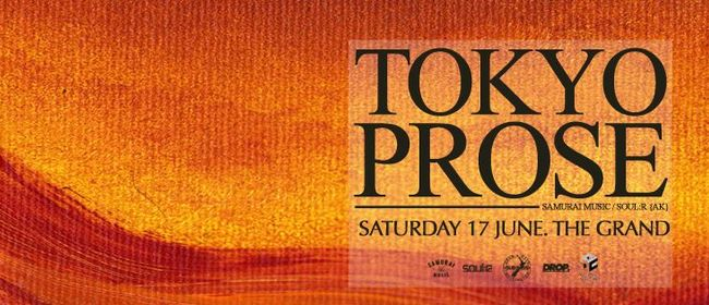 Tokyo Prose (Soul:r, Samurai, AKL)