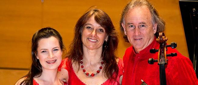 High Tea & NZ Chamber Trio