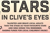 Stars In Clives Eyes