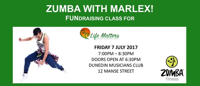 Zumba Fundraiser With Marlex