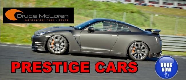Playday On Track - Prestige Cars