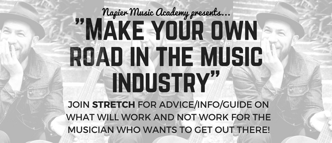 Make Your Own Road In the Music Industry