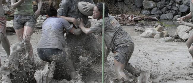 Rotorua Mud Rugby