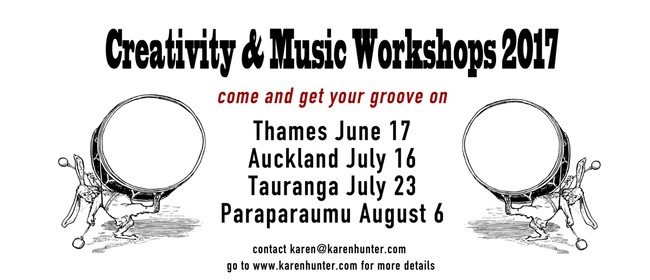Creativity & Music Workshop