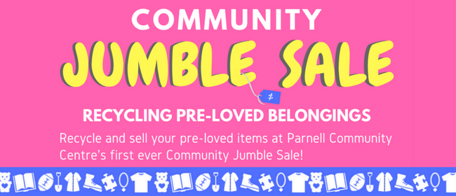 Community Jumble Sale