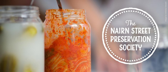 Nairn Street Preservation Society: Kitchen Cultures