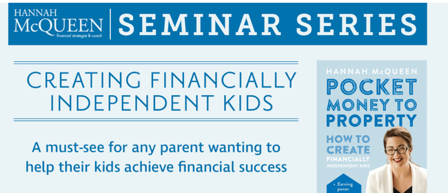 How to Raise Financially Independent Kids