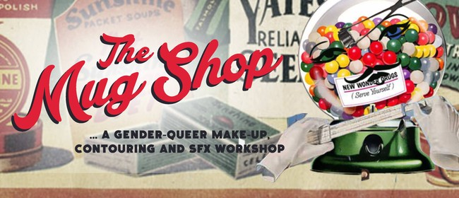 The Mug Shop - Make-up Workshop With Claire Voyant