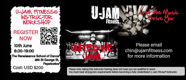 U-Jam Fitness Instructor Workshop