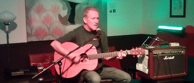 Acoustic Lounge With Dave Walker