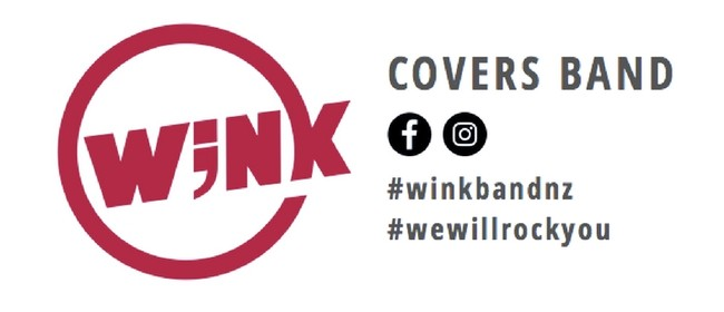 Wink Covers Band Rock
