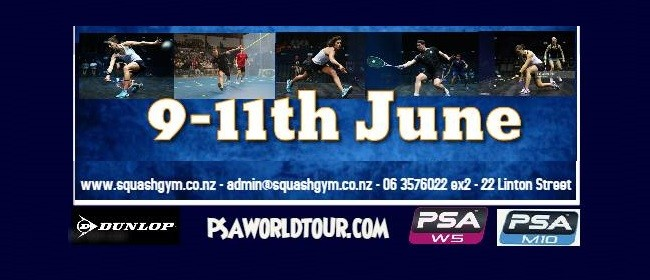 Fitzherbert Rowe PSA - North Island Champs