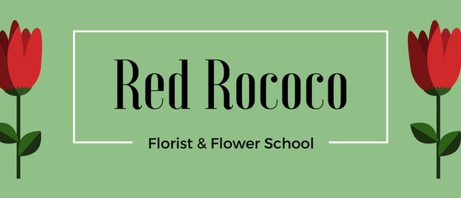 Luxurious Hand Tied Bouquet - Flower Workshop