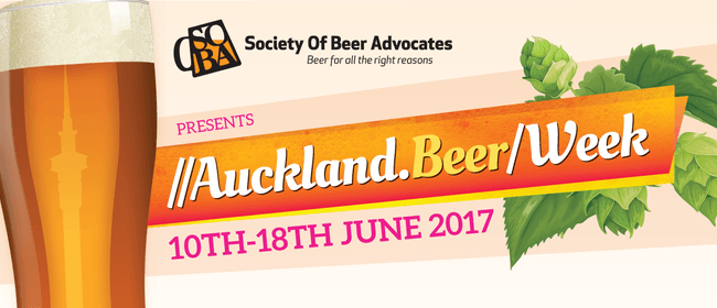 Auckland Beer Week: Soba Bus Trip