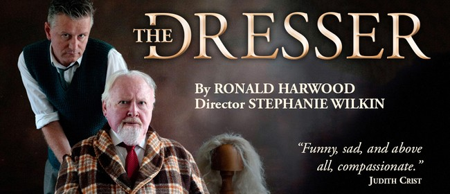 Waiheke Theatre Co: The Dresser