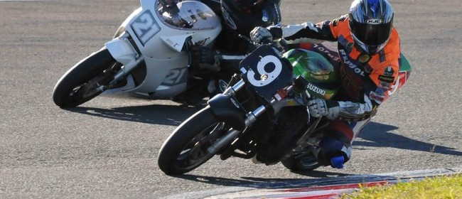 Victoria Motorcycle Club Track Day & Race Day