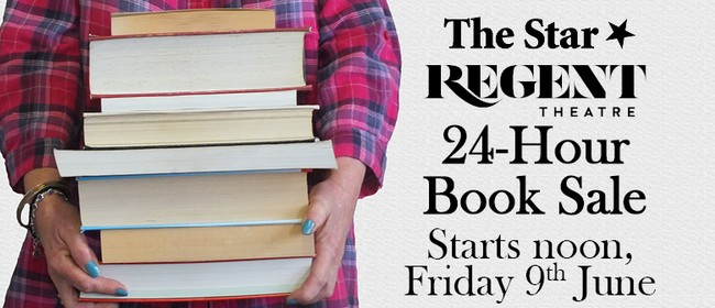 The Star Regent 24-Hour Book Sale