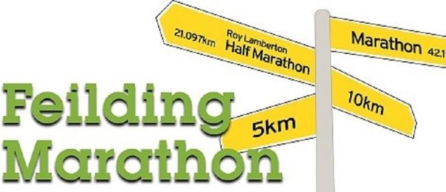 63rd Feilding Marathon and 21st Roy Lamberton Half Marathon