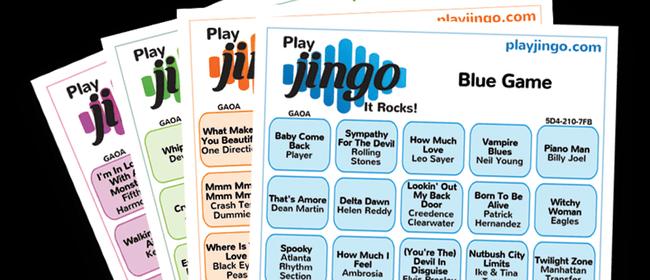 Jingo – Jukebox Bingo
