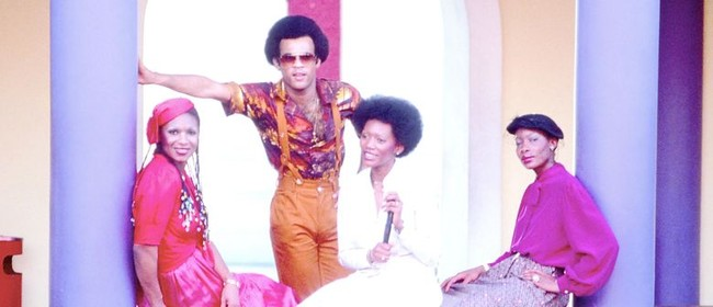 Boney M With Special Guest Sacha Vee
